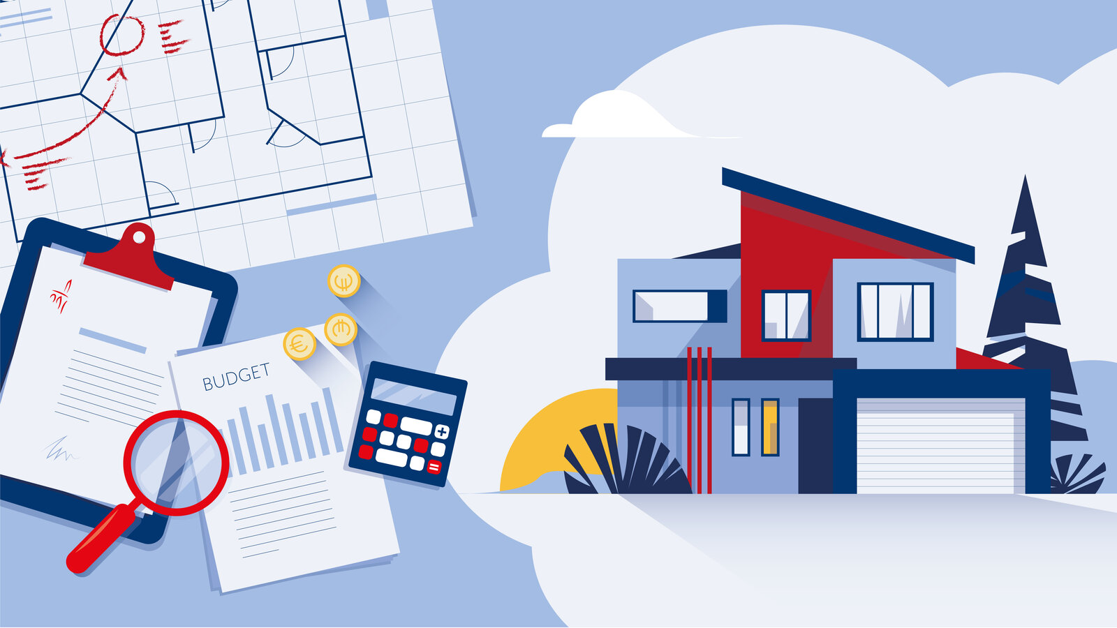 How much can you borrow for a real estate project? | Banque et
